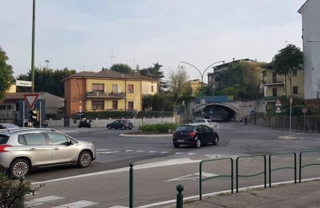Cremona, Padania Acque : causa  guasto tecnico, sono stati posticipati i lavori di riasfaltatura alla rotonda di via Bergamo