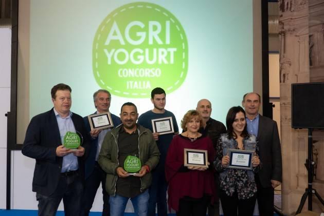 Fiere Zootecniche Cremona E' veneto il migliore yogurt artigianale vincitore del 9° concorso AgriYogurt Italia 2018
