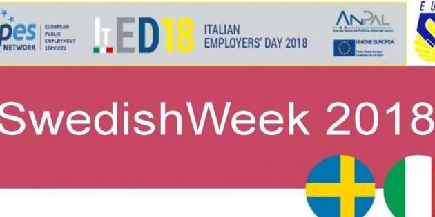 EURES per la #SwedishWeek 2018: il 5 novembre a Milano le selezioni per lavorare in Svezia