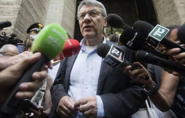 Landini a Milano : la Cgil farà un grande congresso