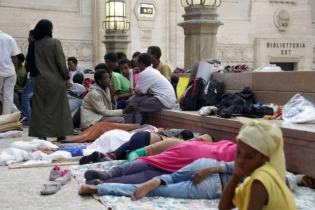 Pianeta Migranti. Comuni che dicono NO al decreto Salvini