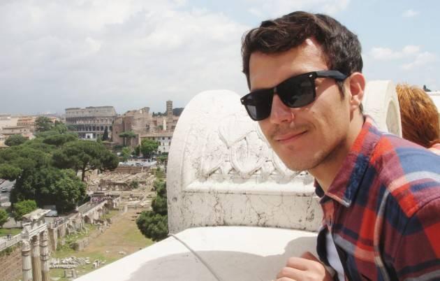 L'Italia Attraverso I Miei Occhi Messicani  di Francisco Hernández Arteaga