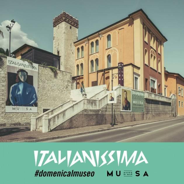 Domenica 4 Novembre torna Domenica al Museo al MuSa di Salò