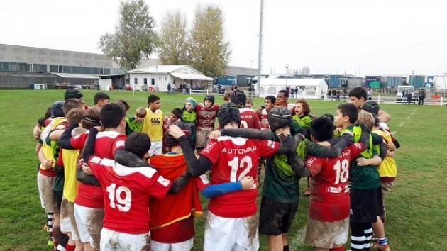 Cremona Rugby  Report attività di domenica 04/11/2018