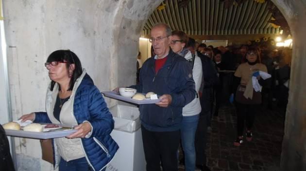 Pizzighettone La 26^ Fasulin de l'òc cun le cudeghe Domenica 4 Novembre Chiusura col botto e col tutto esaurito