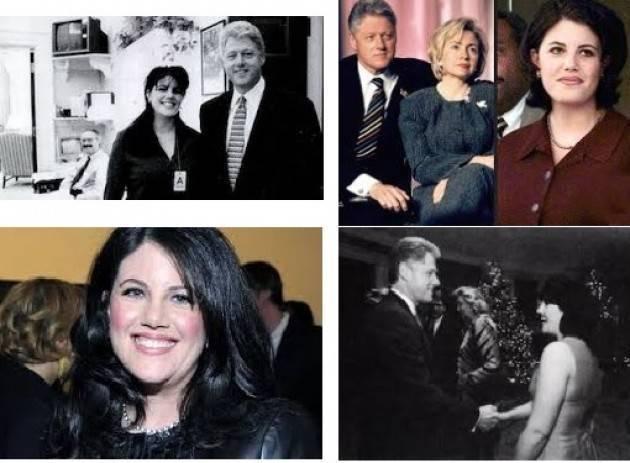 Accadde Oggi  #5novembre  1998 Scandalo Lewinsky: dagli inquisitori viene  inviata  una lista con 81 domande a Bill Clinton