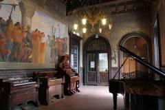 Aperitivo con l'arte a Palazzo Raimondi di Cremona: gli affreschi di Guido Bragadini