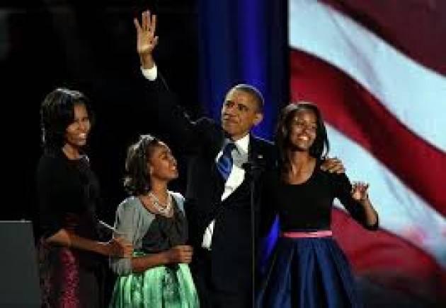AccaddeOggi   #6novembre 2012 - Il presidente uscente democratico Barack Obama vince le elezioni presidenziali