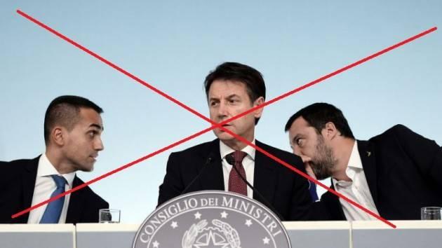 Incompatibilità M5S-Lega I nodi vengono al pettine di Elia Sciacca (Cremona)
