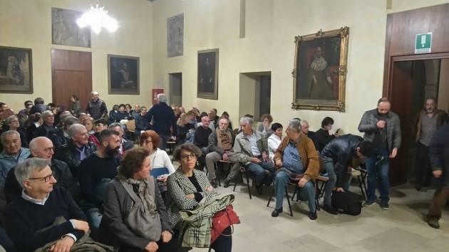 L'ECOCONFRONTI RIPRENDE L'ATTIVITA' DELLA COMUNITA' SOCIALISTA CREMASCA Evento del 10 novembre