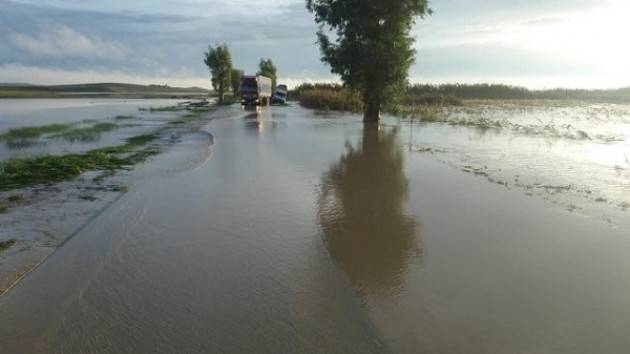 Maltempo in Italia: Coldiretti, 1/3 dei danni nei campi
