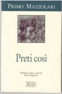 Cremona: le parole di don Primo, il 9 novembre nuovo appuntamento