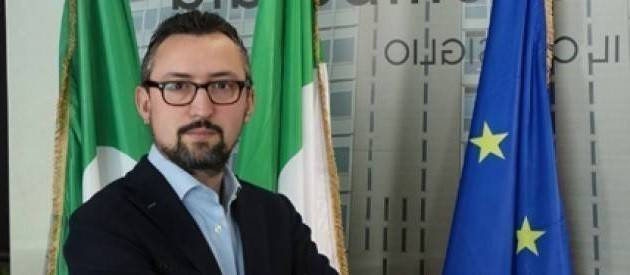 Report Matteo Piloni (Pd) su attività in Regione Lombardia del 7 novembre 2018