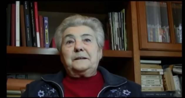 L'ECOCommiati e Ricordi Marisa Priori Dolci  La commemorazione di Evelino Abeni