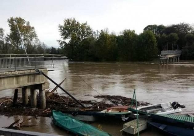 Pizzighettone: la vicenda del crollo del ponte pedonale approda in Procura