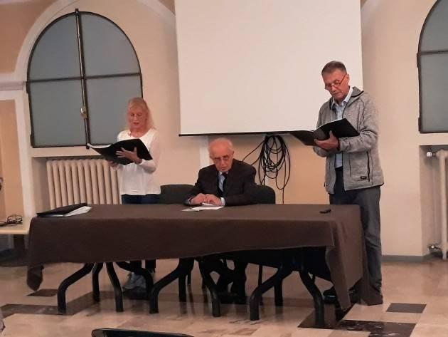 L'ECOCULTURA    La Dante Alighieri Cremona  valorizza  EMILIO ZANONI… POETA