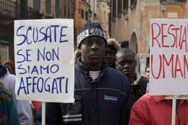 Pianeta Migranti. Costretti a bighellonare dalla Regione Lombardia.