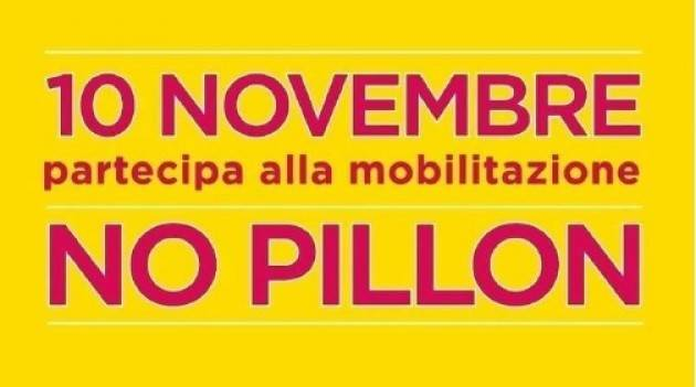 Mobilitazione nazionale contro il disegno di legge  Pillon  di sabato 10 novembre con manifestazione a Crema