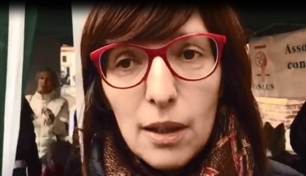 (Video) Crema Bella manifestazione contro il disegno di legge Pillon #NOPillon