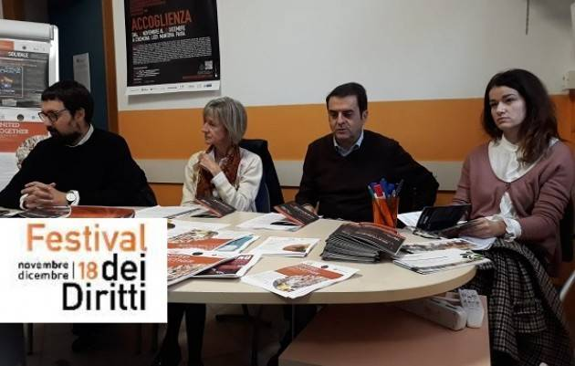 FESTIVAL DEI DIRITTI A CREMONA Evento del 10 dicembre