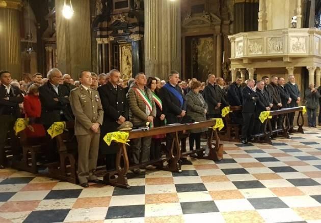 Coldiretti Cremona: Grandissima partecipazione  per la Giornata provinciale del Ringraziamento in Cattedrale