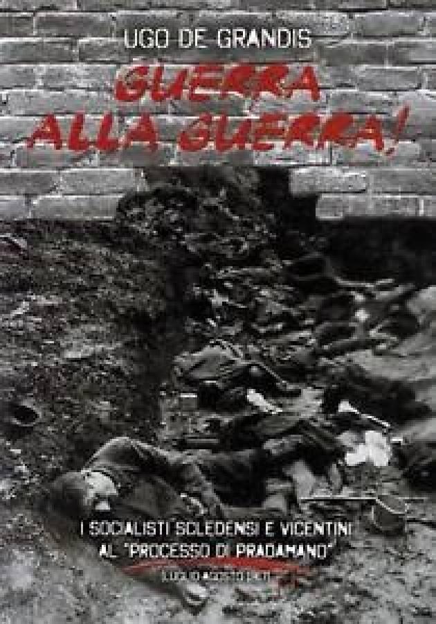 L'ECOLIBRI  Presentazione libro  'GUERRA ALLA GUERRA'  venerdì 16 novembre