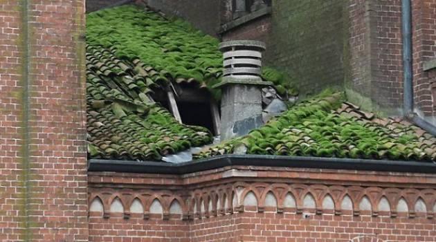 Pescarolo: cede una trave buco nel tetto e calcinacci in chiesa