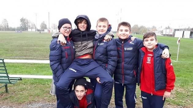 Cremona Rugby: la domenica sul campo dell'Under 14