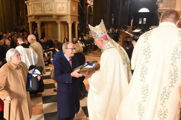A Cremona: celebrazione patronale di S. Omobono