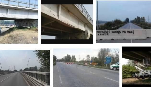 Confesercenti. La chiusura ponte Casalmaggiore fa perdere il 20% fatturato agli operatori