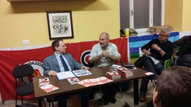 Cremona  Nella sede di Rif.Comunista  una serata con Ferrero su 'Marx oltre i luoghi comuni' (Video)