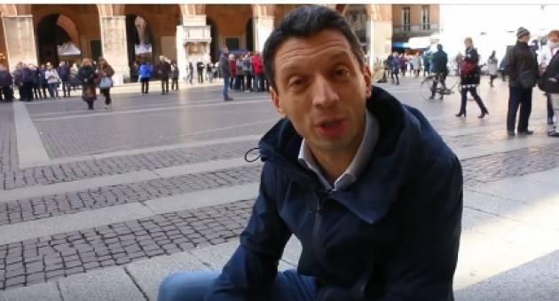 Gianluca Galimberti si ricandida come sindaco nel 2019 Una bella notizia per Cremona di  Gian Carlo Storti (Video)
