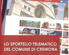 Spazio all'Informazione: il 5/12 'Lo Sportello Telematico' del Comune di Cremona