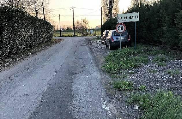 Padania Acque : a Ca' de' Gatti sono terminati i lavori di collegamento della frazione all'acquedotto a Pieve d'Olmi.