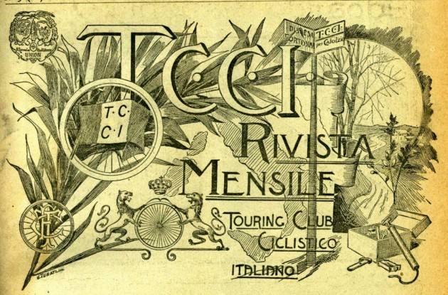 Incontro il 21/11  l'adesione dei cremonesi di fine Ottocento al Touring Club Ciclistico Italiano