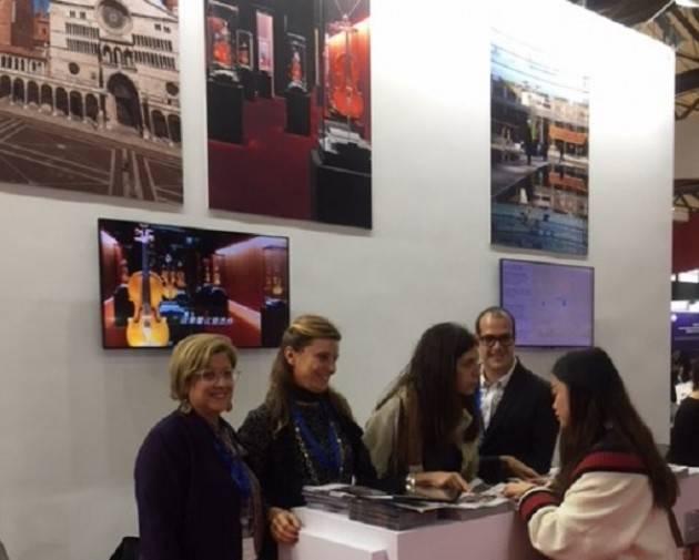 Il fascino discreto di Cremona ha incantato Shanghai