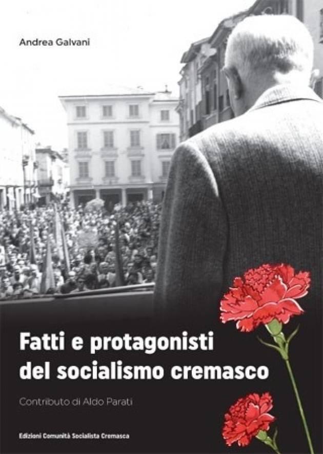 L'ECOLIBRI Presentazione volume  Fatti e Protagonisti del Socialismo Cremasco il 1° Dicembre 2018