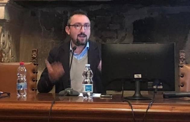 Report Matteo Piloni (Pd) dalla Regione Lombardia 22/11/18;Giornata albero, Terzo settore, Treni