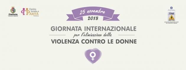 25 novembre: Giornata internazionale per l'eliminazione della violenza sulle donne