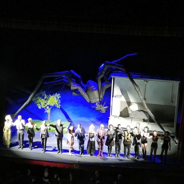 Scelta apprezzata e coraggiosa al Teatro Ponchielli per un Rinaldo contemporaneo