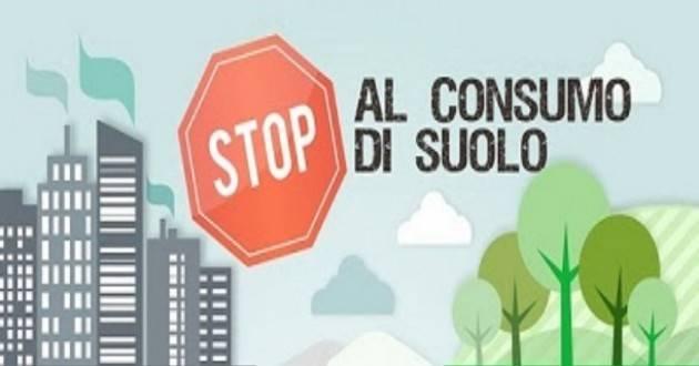Basta con il consumo di suolo. Report incontro dello scorso venerdì 23 a Cicognara (MN)