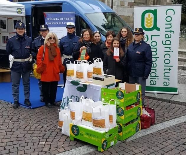 Cremona Clementine contro la violenza della donne Iniziativa AIDA-Confagricoltura