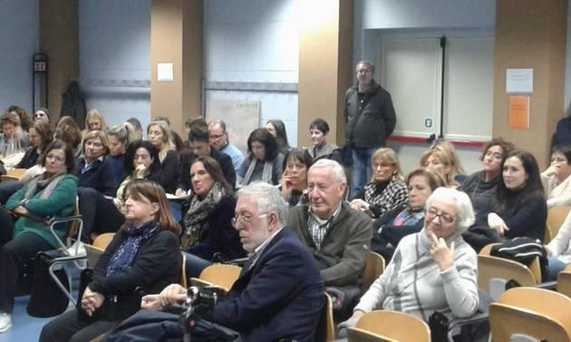 (Video) Carlo Smuraglia sul tema: 'La Costituzione italiana: 70 anni, ma non li dimostra'.