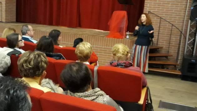 (Video) Cremona Forte partecipazione allo spettacolo organizzato da AIDA sulla condizione della donna ieri ed oggi
