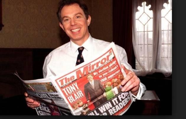 AccaddeOggi   #26novembre 1998 – Tony Blair è il 1º Primo ministro del Regno Unito a tenere un discorso nel parlamento della Repubblica d'Irlanda