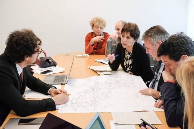 Infrastrutture Galimberti e Viola incontrano  Toninelli e Fontana: non ne possiamo più di non risposte