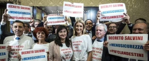 Pianeta Migranti. L'Agenzia Onu per i rifugiati contro il Decreto Sicurezza