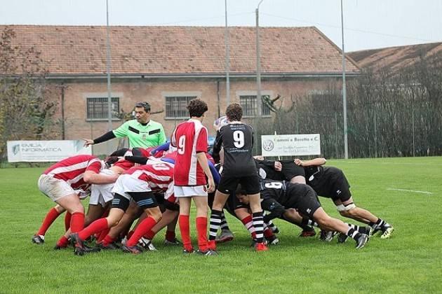 Rugby Cremona  Le attività della scorsa  Domenica 25/11/18