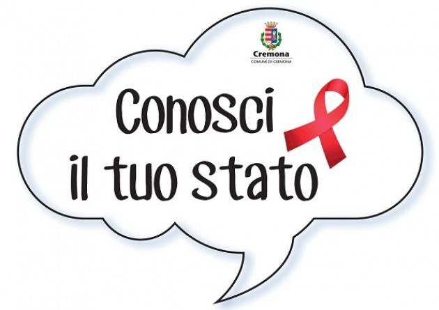 Giornata mondiale contro l'AIDS, le iniziative a Cremona Eventi del 28,29 e 1° dicembre
