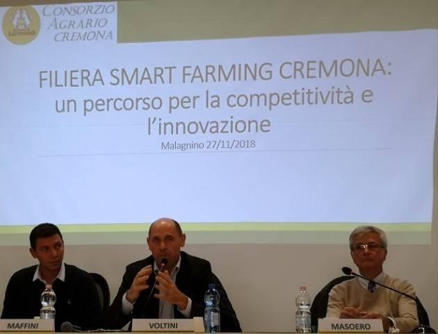 Il Consorzio Agrario di Cremona punta sull'innovazione: presentato nuovo software per le aziende